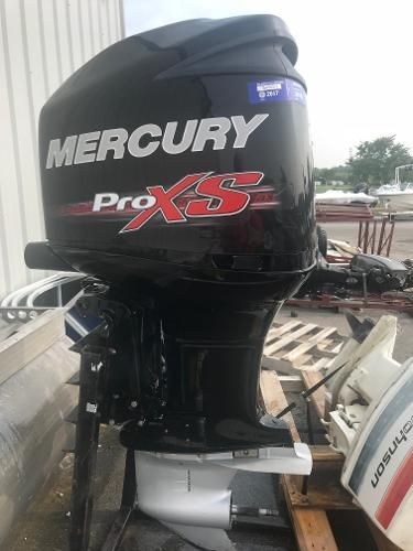 Mercury 250L ProXS Optimax