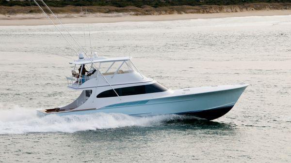 Jarrett Bay 64 Custom Carolina Convertible