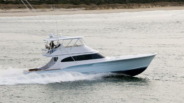 Jarrett Bay 64 Custom Carolina Convertible