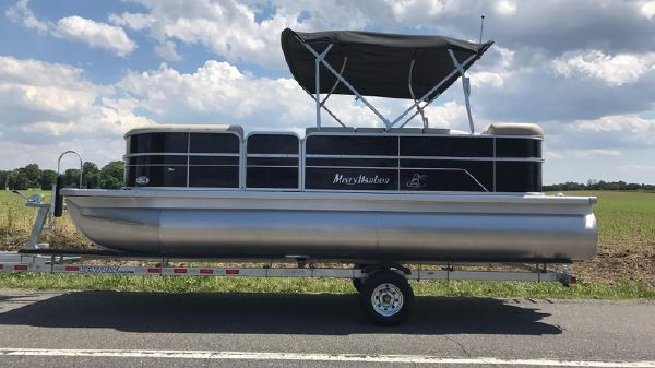 Misty Harbor 2085CR Adventure Cruiser