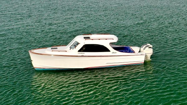 Maverick Yachts 32 Custom Carolina Picnic Boat