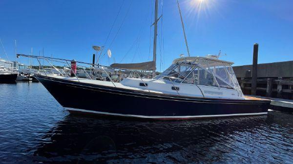 Little Harbor WhisperJet 36