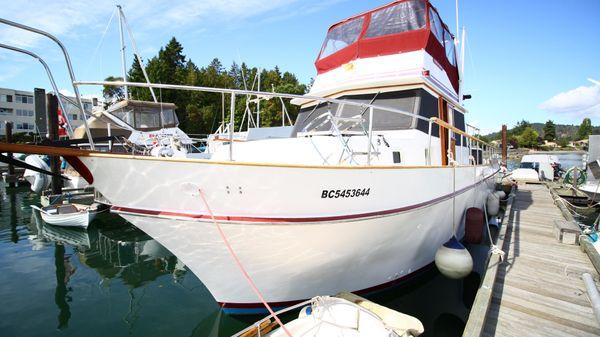 Californian 46 Motor Yacht