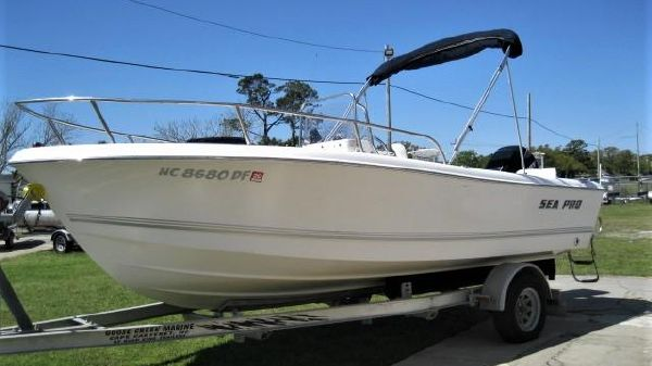 Sea Pro 186 CC