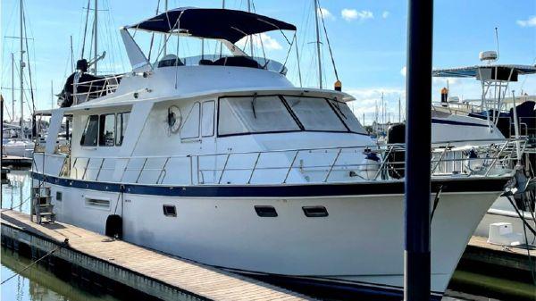 DeFever 53 Motor Yacht