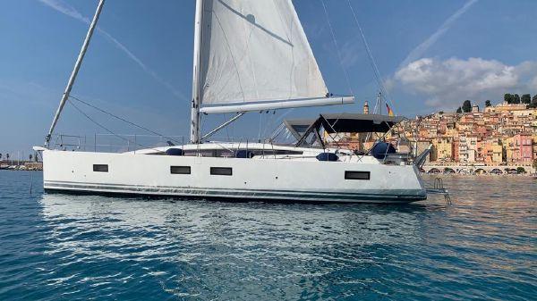 Jeanneau Yacht 54