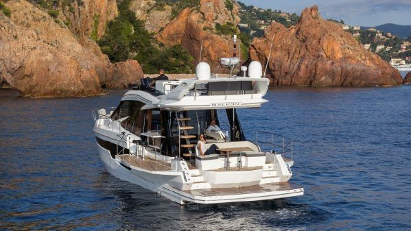 Galeon 500 Fly image