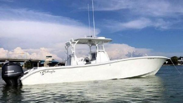 Yellowfin 36 CC
