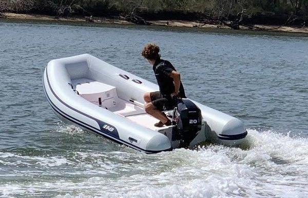 2021 AB Inflatables Navigo 12 VS