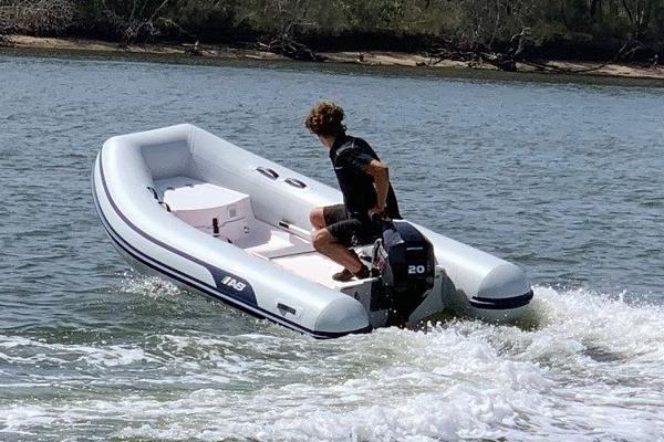 AB Inflatables Navigo 12 VS - main image