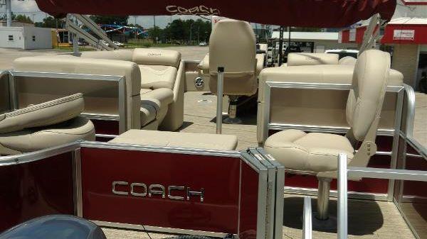 Coach Pontoons 230CC