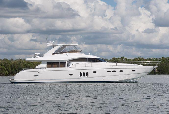 2006 Princess 75 Motor Yacht