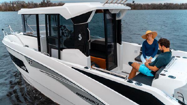 Beneteau Barracuda