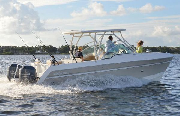 2019 World Cat Glacier Bay Edition 2740 Dual Console