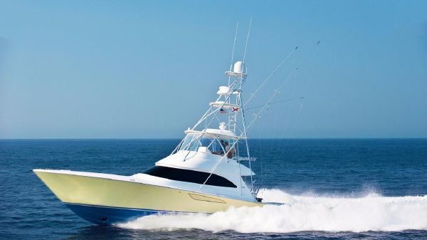 Viking 52 Convertible Manufacturer Provided Image