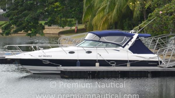 Sun Runner 3700 SE Port Side