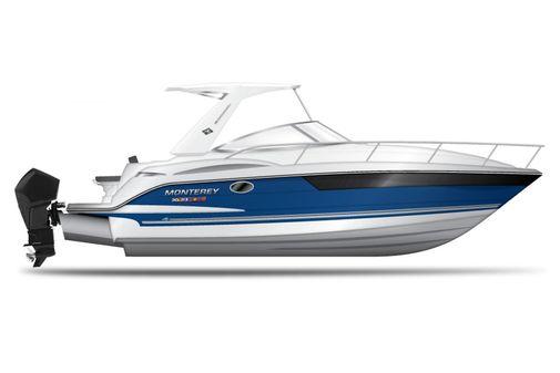 Monterey 345 Sport Yacht image