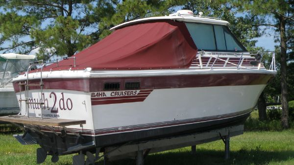 Baha Cruisers 280 Fisherman