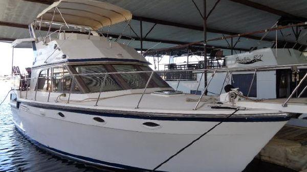 Jefferson 40 Motor Yacht