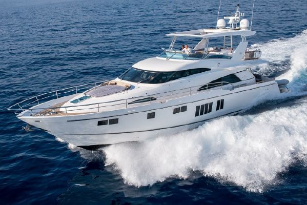 Fairline Squadron 78 - main image