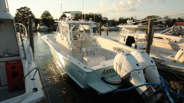 Jarrett Bay 32 Semi-Custom
