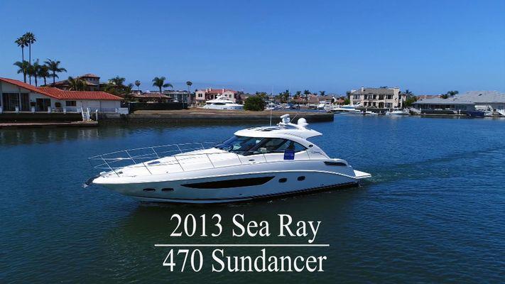 Sea Ray 470 Sundancer - main image