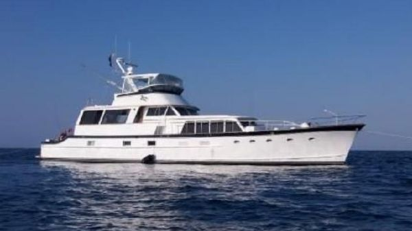 Burger Cockpit Motor Yacht