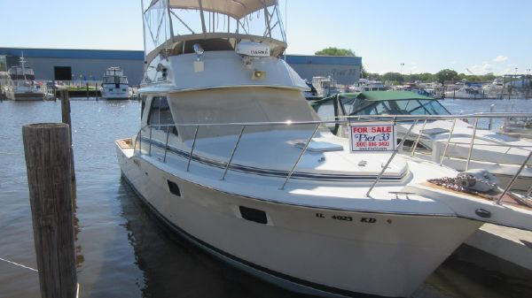 Chris-Craft 360 Commander
