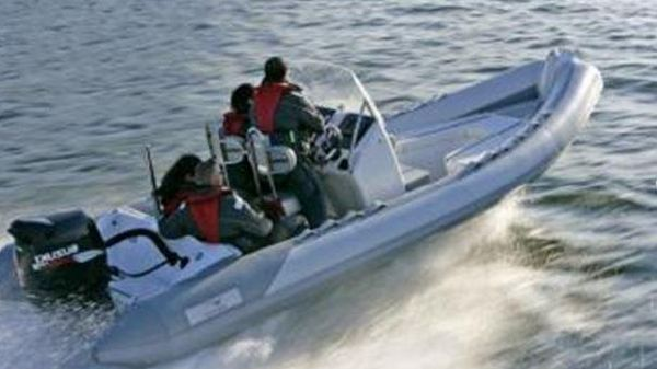 Hudson Agapi 655 RIB Manufacturer Supplied Photo