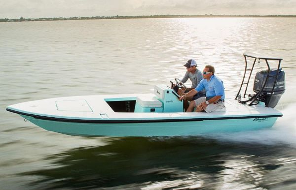 2020 Maverick Boat Co. 17 HPX-V