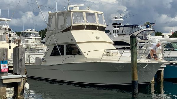Viking 35 Convertible Diesel