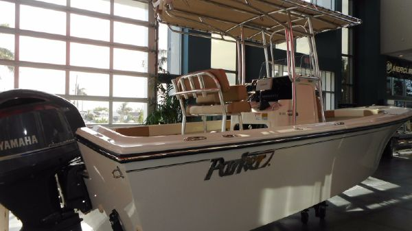 Parker 2100 Special Edition Center Console