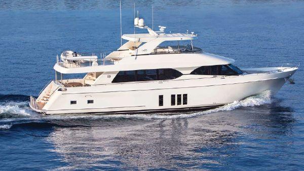 Ocean Alexander 85' Motor Yacht 85' Ocean Alexander MY REWARD