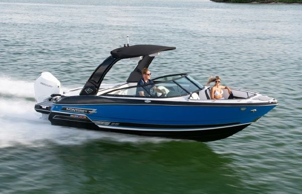 2021 Monterey 235 Super Sport