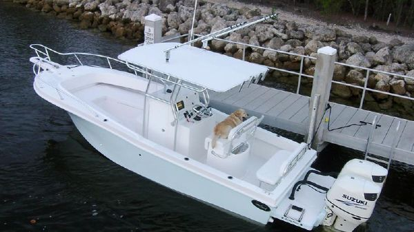 Dusky 252 Open Fisherman CC