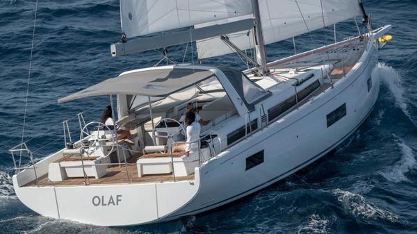 Beneteau Oceanis 54 Yacht