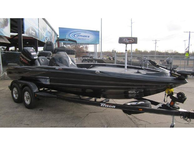 2018 Triton 19TRX Fort Smith, Arkansas - Copher's Boat Center