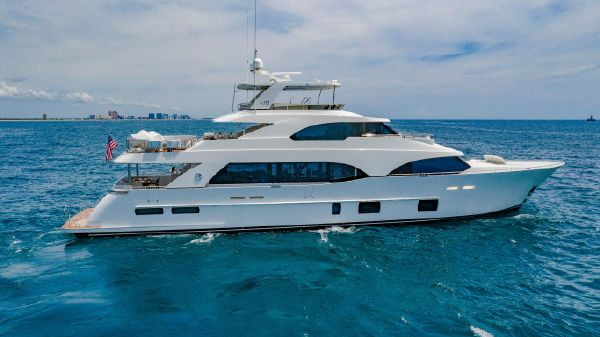 Ocean Alexander 112 Motoryacht