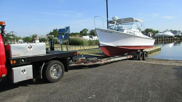 Brownell Bass Boat 26 Brownell Bass Boat 1971