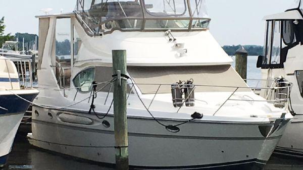 Maxum 4100 SCA Maxum 4100 SCA - Starboard Bow