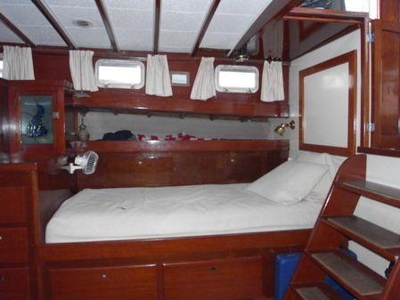 Bristol Custom Flybridge Downeast Trawler image