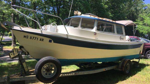 C-Dory 22' Cruiser