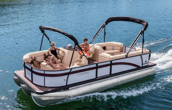 2017 Harris Cruiser 220