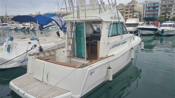 Starfisher 840 Flybridge