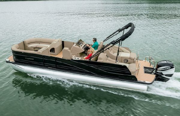 2017 Harris Grand Mariner 270