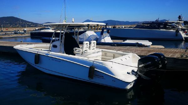 Boston Whaler 320 Outrage