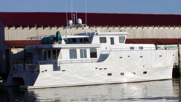 Custom Power Catamaran #4210