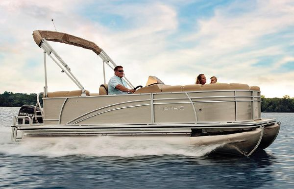 2017 Harris Cruiser 180