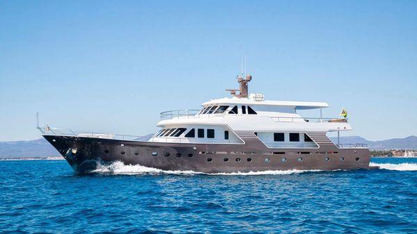 Motor Yacht Witsen & Vis 33m