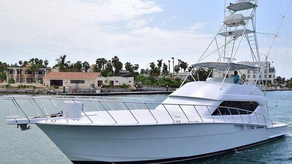 Hatteras 60 Sportfish